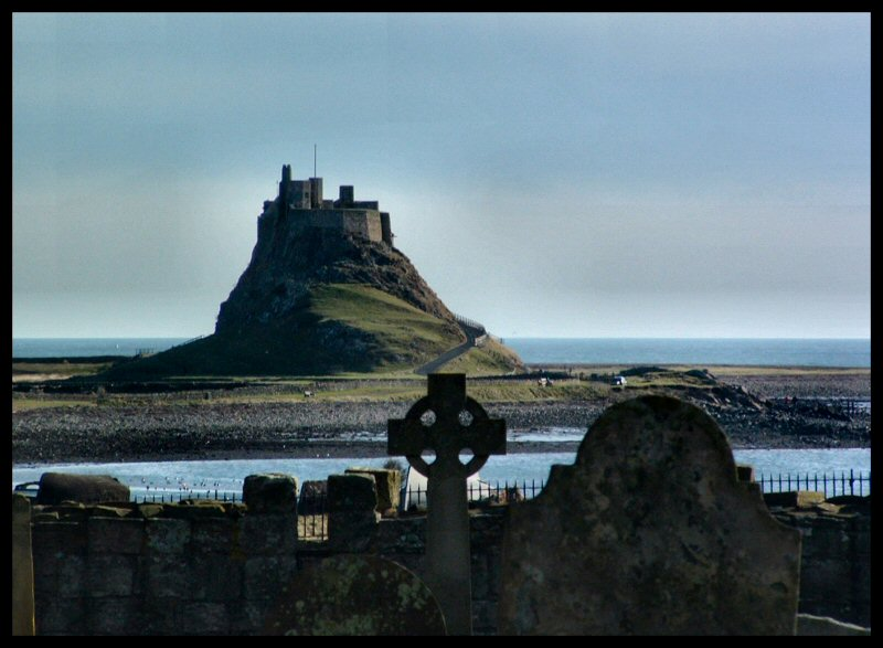 Lindisfarne, the Holy Island