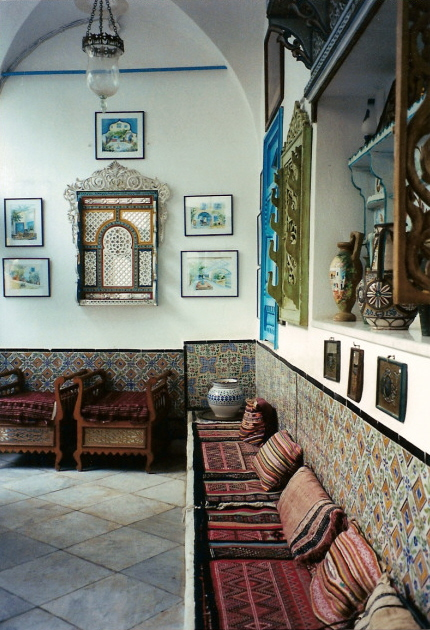 A Room In Tunisian Home A Photo From Tunis North TrekEarth