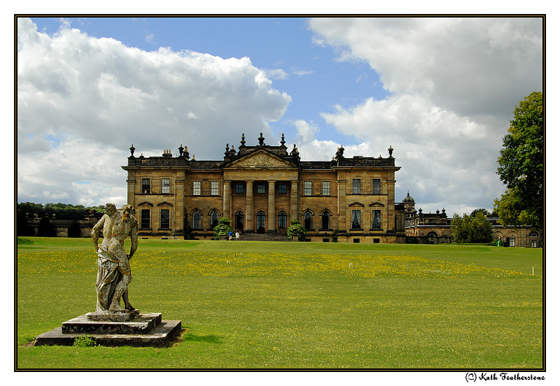 Duncombe Park II A Photo From North Yorkshire England