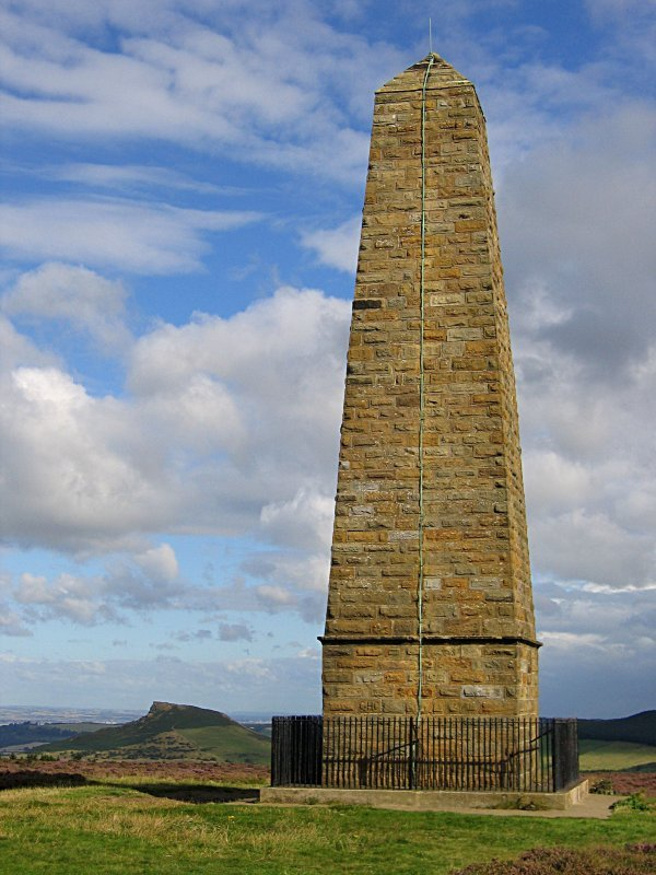 Captain Cooks Monument A Photo From North Yorkshire