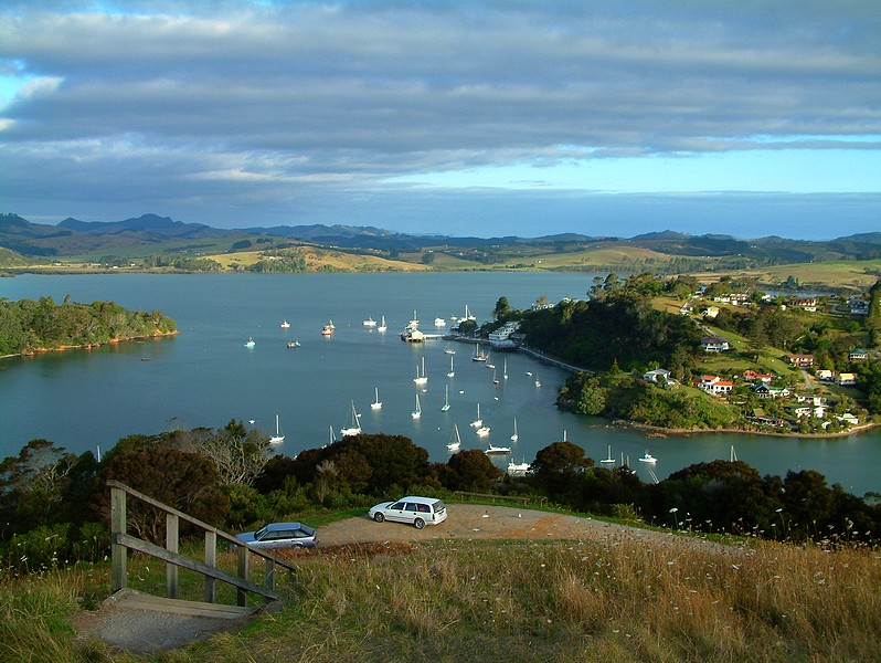 Mangonui Harbour A Photo From Northland North Island