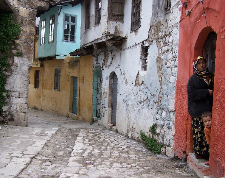 Old Houses of Antakya - Antakya, Hatay