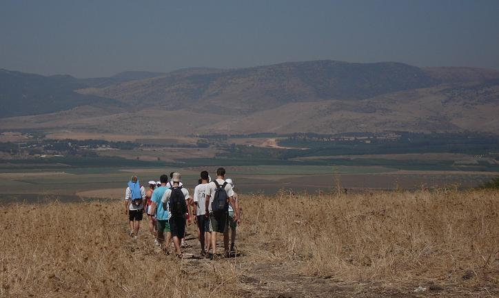 Somewhere in the Golan Heights - Golan heights, Kinneret