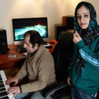 'First' Afghan female rapper seeks reason with rhymes #Womenrights #Vaw