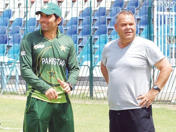 Coach's nationality doesn't make a difference: Misbah ...