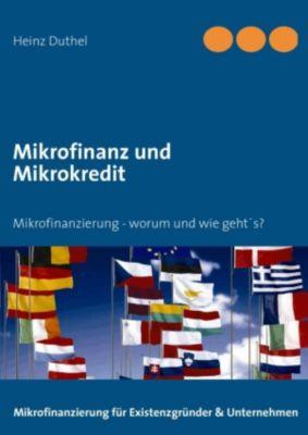 Mikrofinanz und Mikrokredit (eBook)