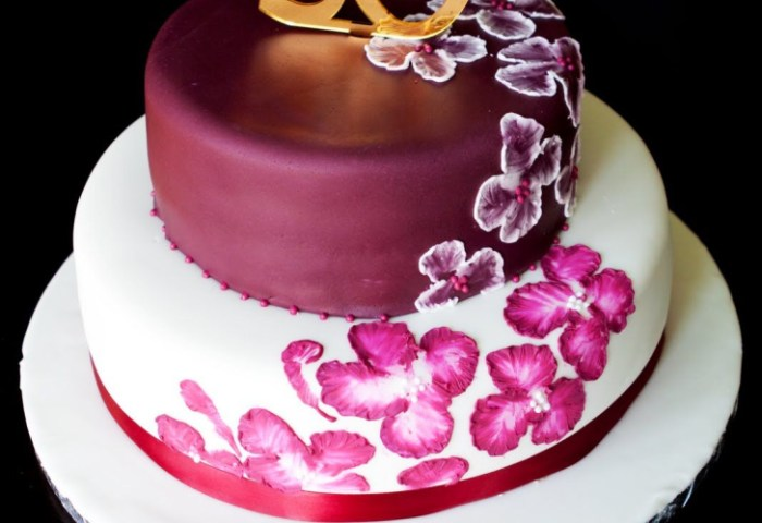 25 Awesome Photo Of 50th Birthday Cake Ideas For Her