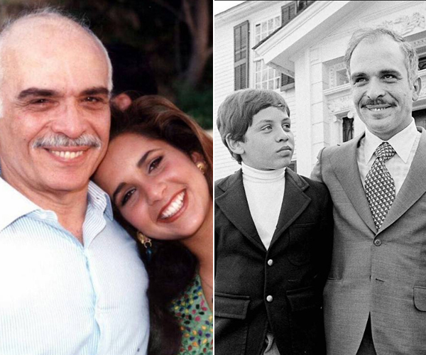 Princess Haya & Queen Rania Share Tributes To Late King Of