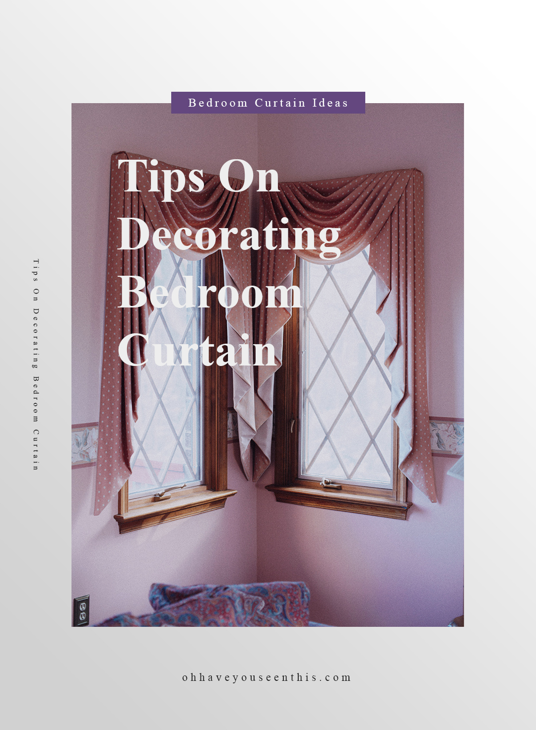 bedroom curtain ideas what is the best