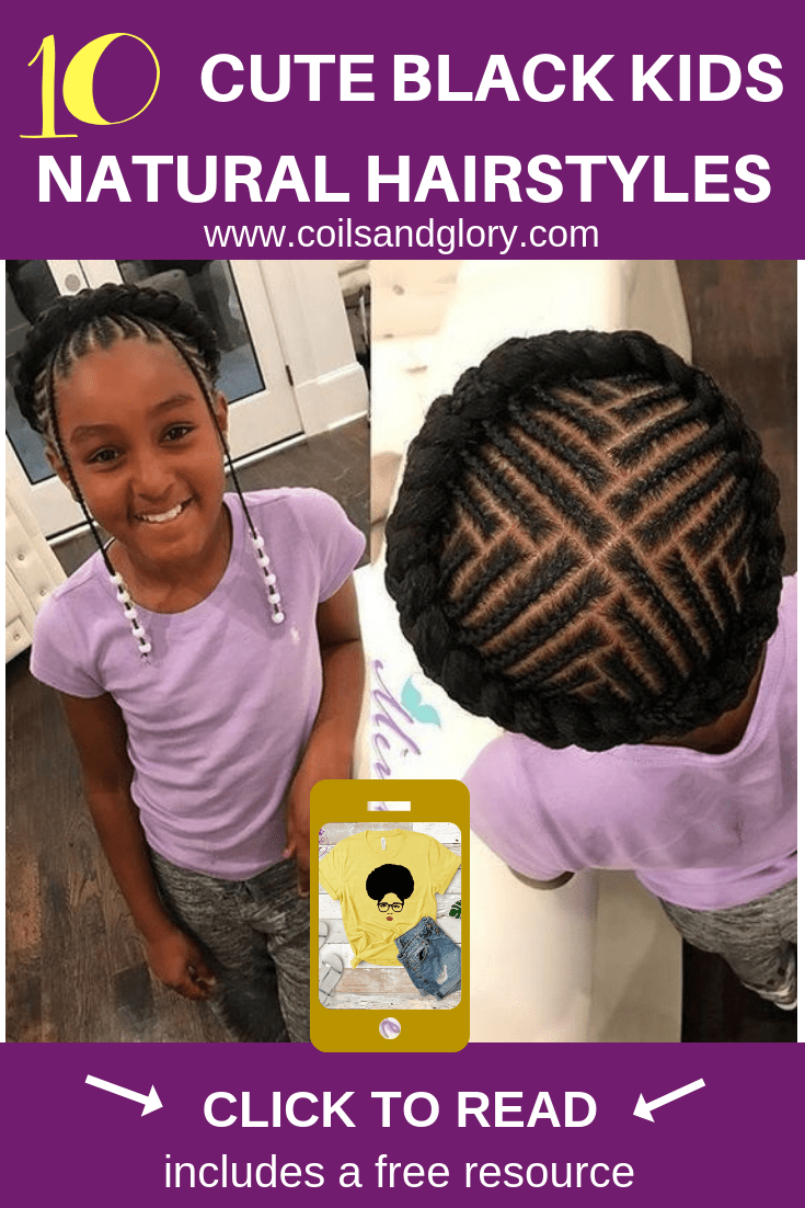 school natural hairstyles for