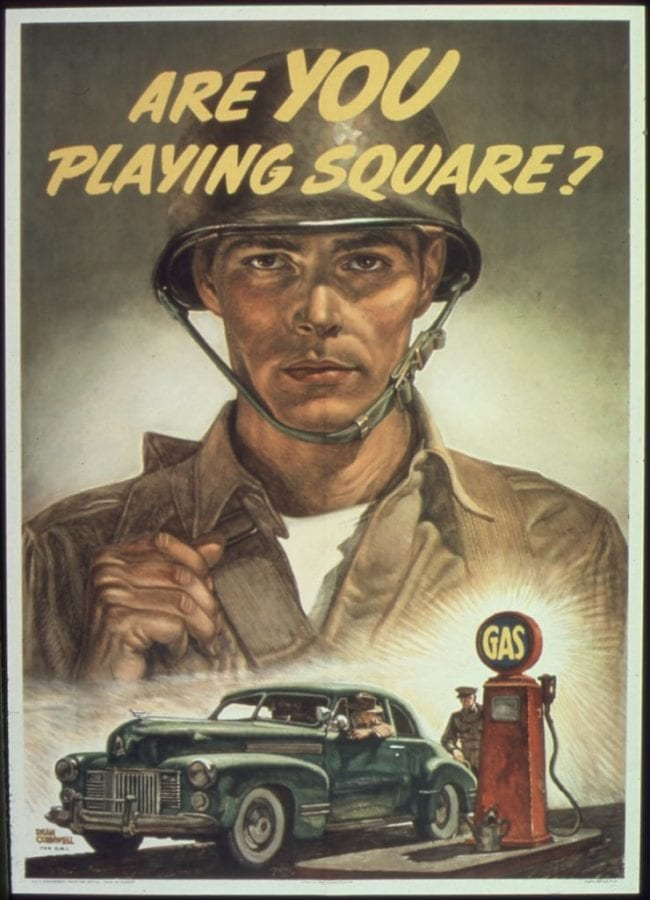 Automobile Factories Switched To War Production As America