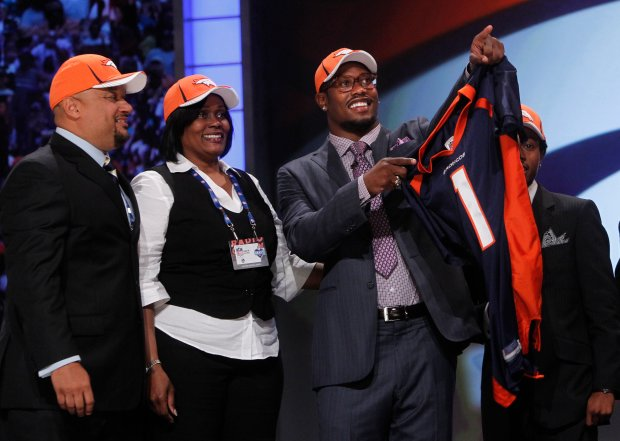 Life of an NFL mom: Meet a few women who helped their sons ...