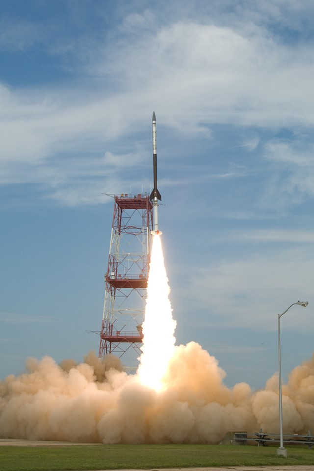 NASA to launch rocket from Wallops Island next Tuesday ...