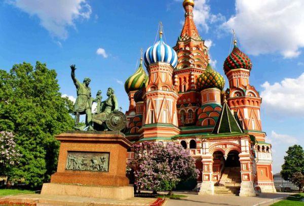 Фото Собор, Храм Василия Блаженного на Красной площади