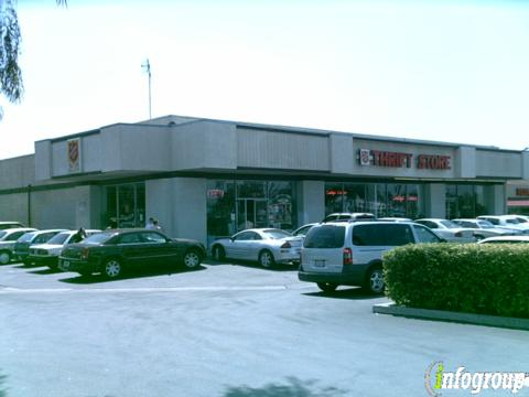 Salvation Army Thrift Store 10020 Magnolia Ave Riverside