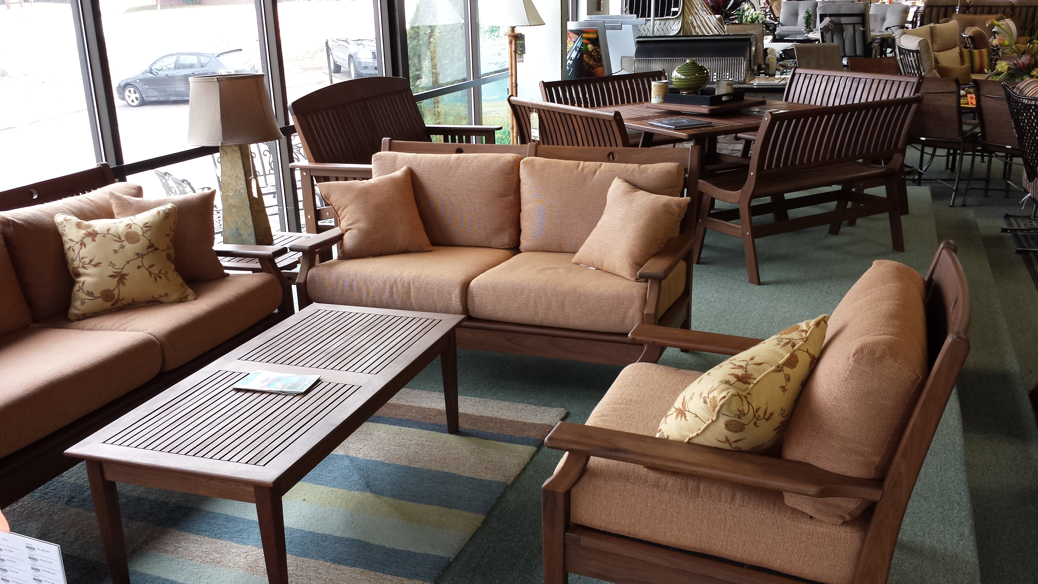 The Fire House Casual Living Store 5301 Capital Blvd, #J ... on Fireplace Casual Living id=78118