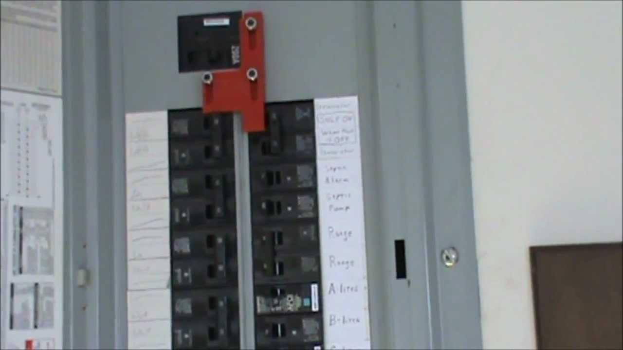 Solar Panel Hook Diagram