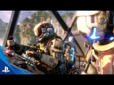 Titanfall 2 Game   PS4   PlayStation Titanfall 2 Trailer