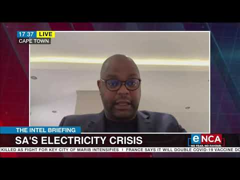 Discussion   SA's electricity crisis [3/4]