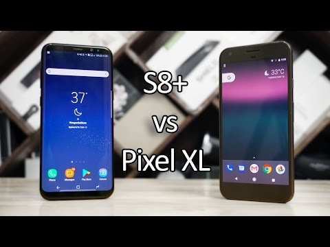 hqdefault Galaxy S8 Plus vs Pixel XL Speedtest Comparison! Apps