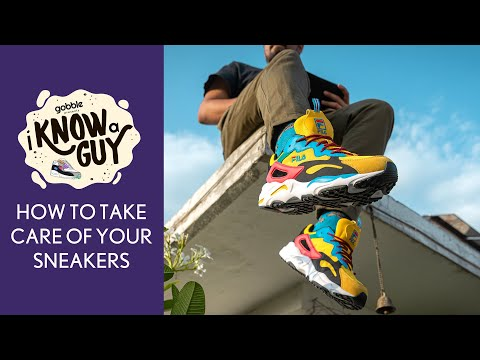 Gobble | I Know A Guy | S01E02 | How To Take Care Of Your Sneakers | Ft. Vibhor Yadav