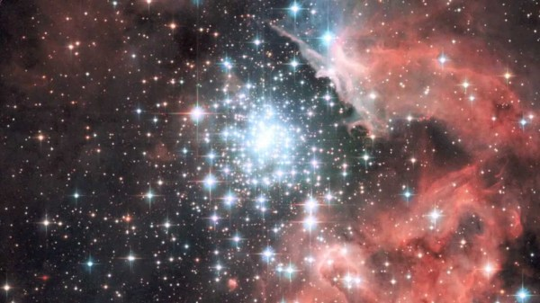 NASA Hubble Heaven City in Space Pics about space