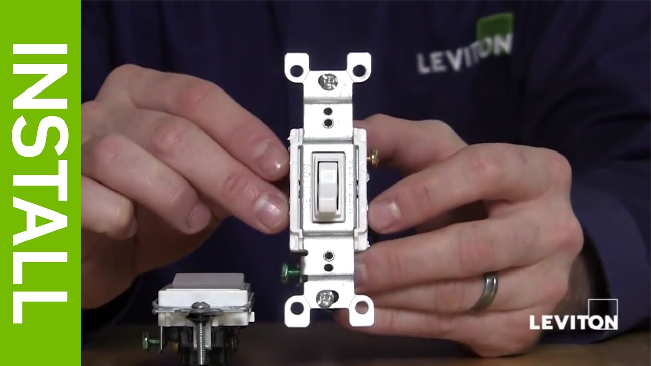 What Is A Leviton 3-Way Switch?