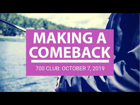 The 700 Club - October 7, 2019