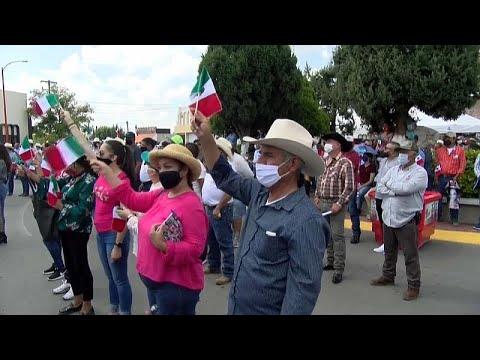 Campesinos de Chihuahua declaran la guerra del río Bravo (y Colorado)