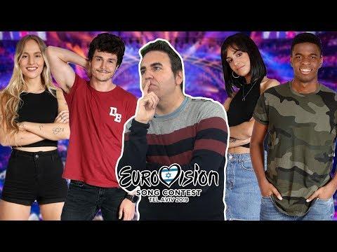 [EUROVISION 2019] ¿Cuál de estos Eurotemazos deben ir a Tel Aviv?