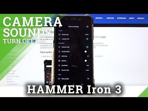 How to Turn On/Off Camera Sounds in Hammer Iron 3 - Camera Settings