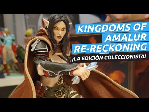 Unboxing de Kingdoms of Amalur Re-Reckoning en edición coleccionista. ¡Pedazo de figura!