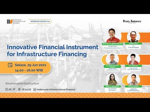 Webinar Series #4 : Innovative Financial Instrument for Infrastructure Financing