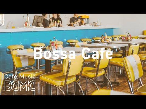 Bossa Cafe: April Jazz Music - Spring Bossa Nova Coffee Jazz for Good Mood Morning