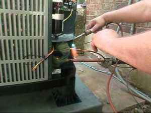 HVAC : American Standard Heat Pump  Air Handler Install Louisville Kentucky  YouTube