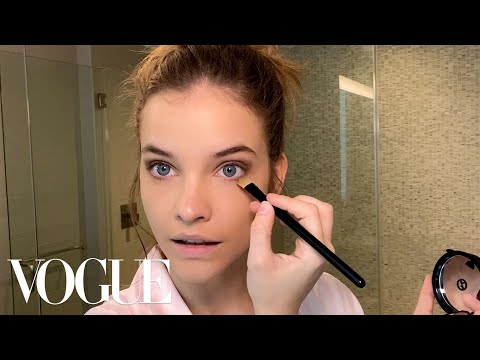 Barbara Palvin's Everyday Beauty Routine | Beauty Secrets | Vogue