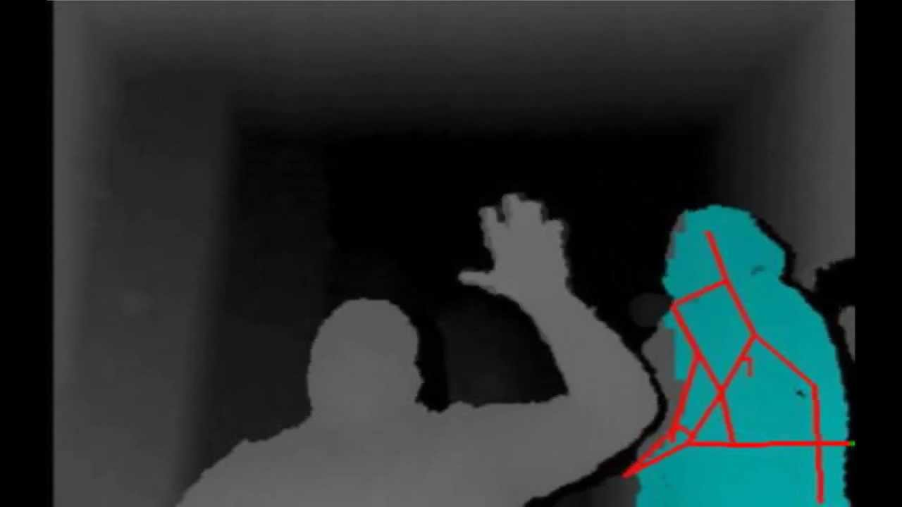 PEP Xbox Kinect Sensor Ghost Haunting Project Fully Working With Sound YouTube