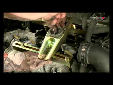 Kl 14 K Injector Nozzle Removal With Universal Puller