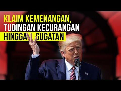 Pilpres AS Dejavu Pilpres Indonesia?