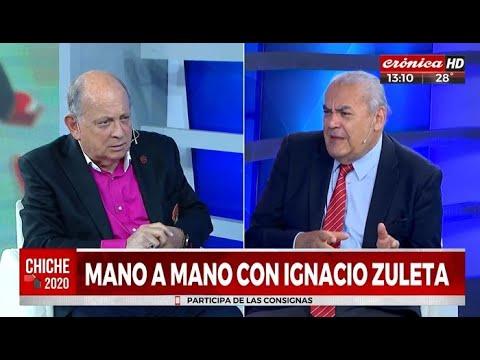 Mano a mano con Ignacio Zuleta