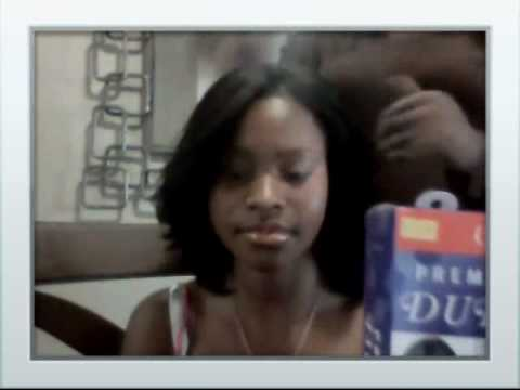 quick weave using duby hair youtube
