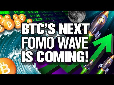 The Calm Before the GREAT End of Year BITCOIN FOMO WAVE!!