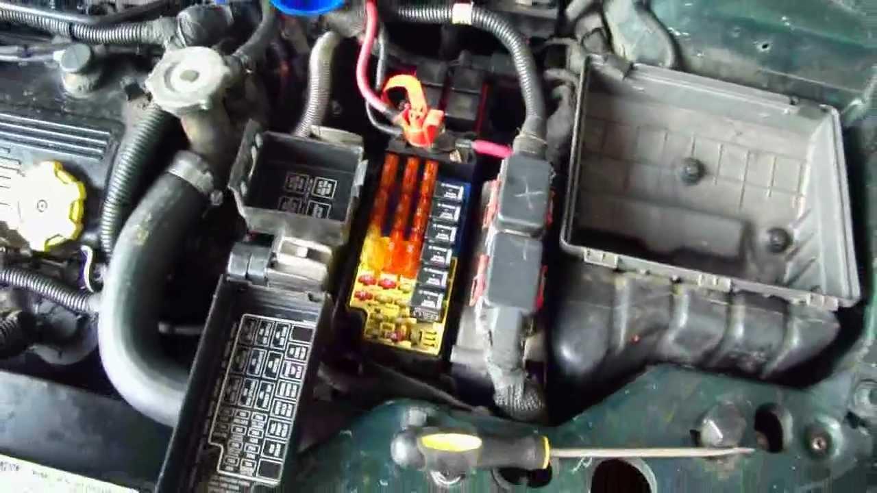 3 Pump Oil Intrepid Dodge 5