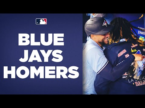 Springer and Vlad with MONSTER HOMERS! Blue Jays offense is ROCKING