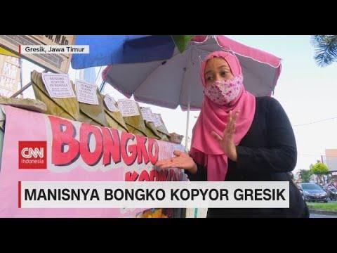 Manisnya Bongko Kopyor Gresik