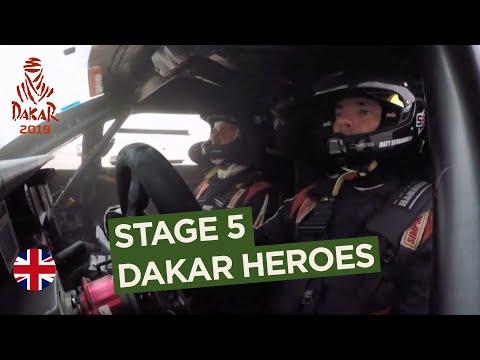 Dakar Heroes - Stage 5 (Tacna / Arequipa) - Dakar 2019