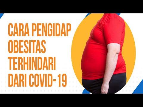 Gaya Hidup Sehat Bagi Pengidap Obesitas, Agar Terhindar dari Covid-19