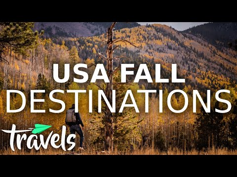 Top 10 Beautiful American Fall Destinations