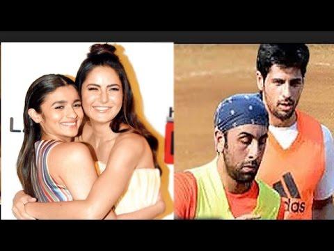 Alia Replaces Katrina In Brand Endorsements | Sidharth Tags Ranbir As 'The Ladies' Man'