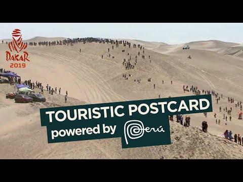 Touristic postcard - Stage 5 (Tacna / Arequipa) - Dakar 2019